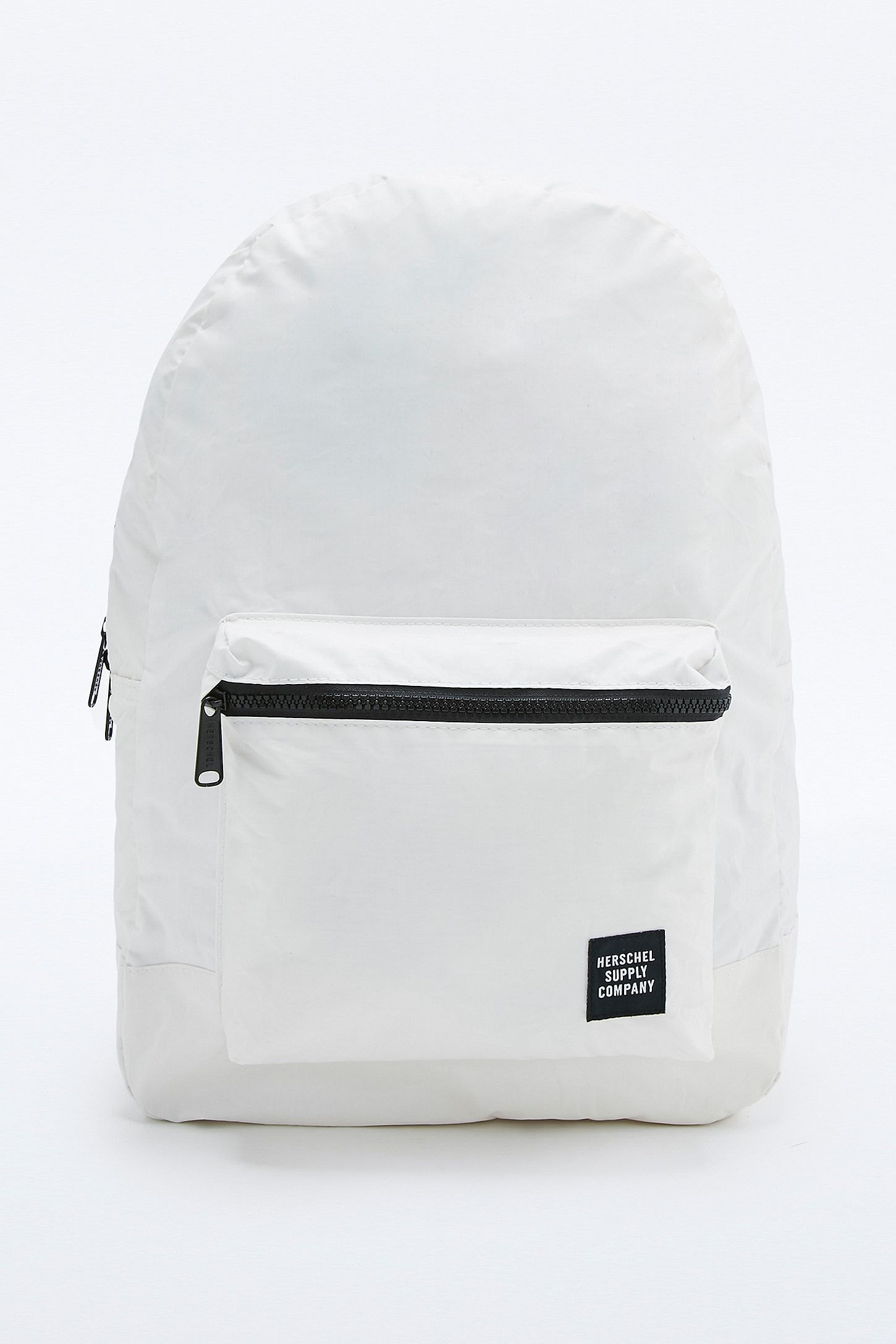 d113466afa3 Herschel Supply co. Day Night Packable Daypack White Reflective ...