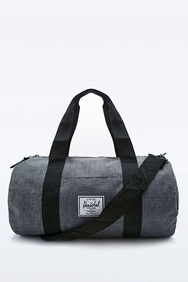89739116e09d Herschel Supply co. Sutton Duffle Bag in Charcoal