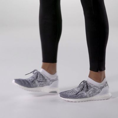 088a3b08a278c4 Sold out. adidas - ULTRABOOST Uncaged Shoes Non Dyed   Running White    Collegiate Navy ...
