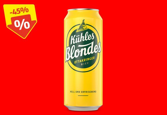Kühles Blondes 0,5 l