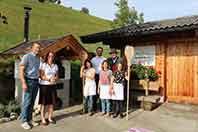 Brotwerkstatt der Tiroler Alpenschule
