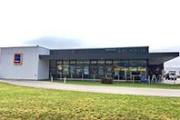 HOFER Filiale in Unterweitersdorf