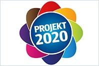 Projekt 2020 Logo