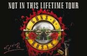 Guns N'Roses Tourplakat