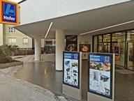 HOFER Fililale im 20. Bezirk in Wien