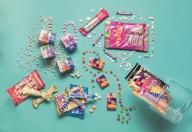 Sortiment Retro Süßigkeiten