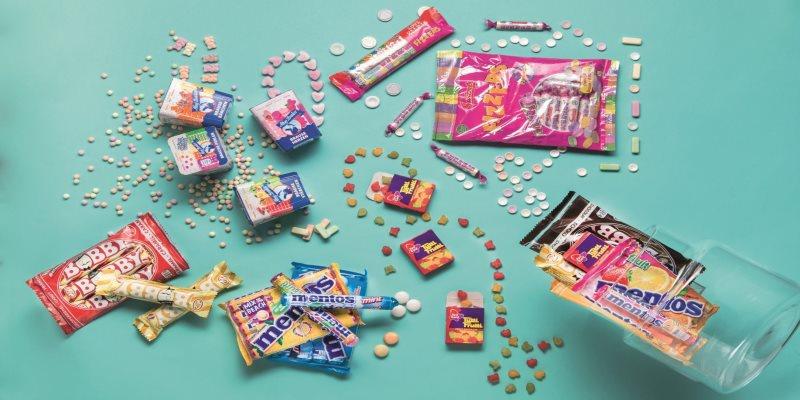 Retro Süßigkeiten