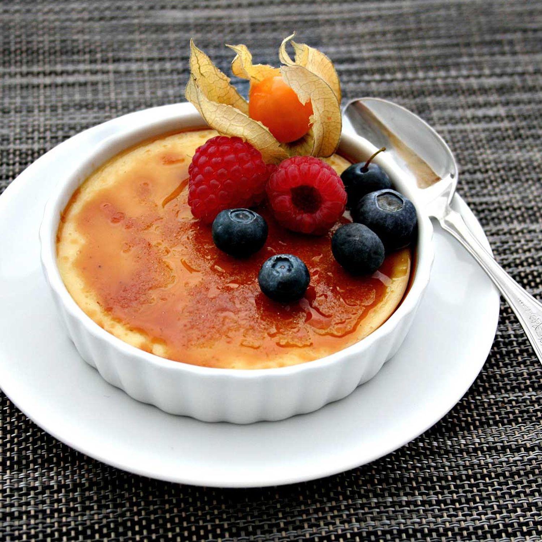 Eierlikör-Crème brûlée