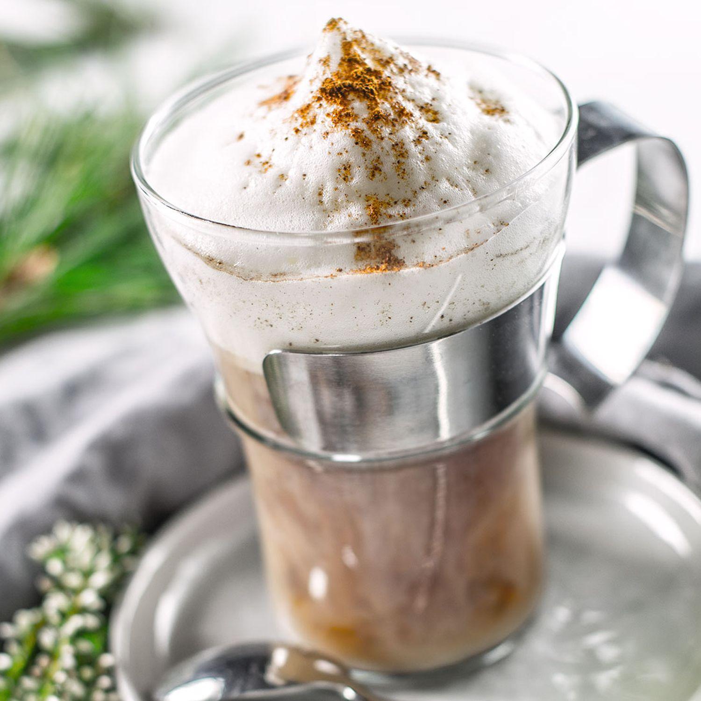 Lebkuchen-Chai Latte