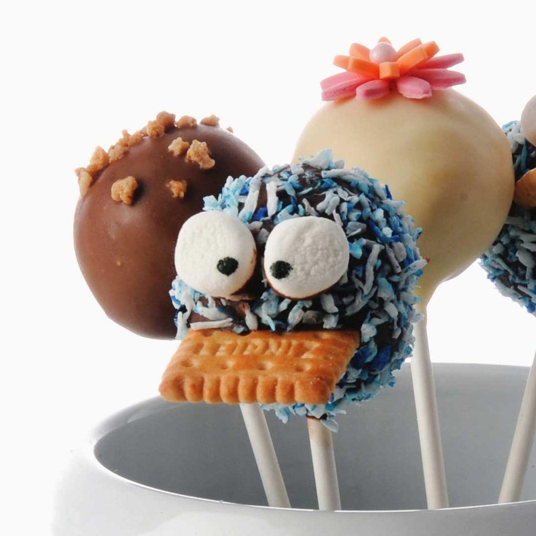 Crispy Cake-Pops