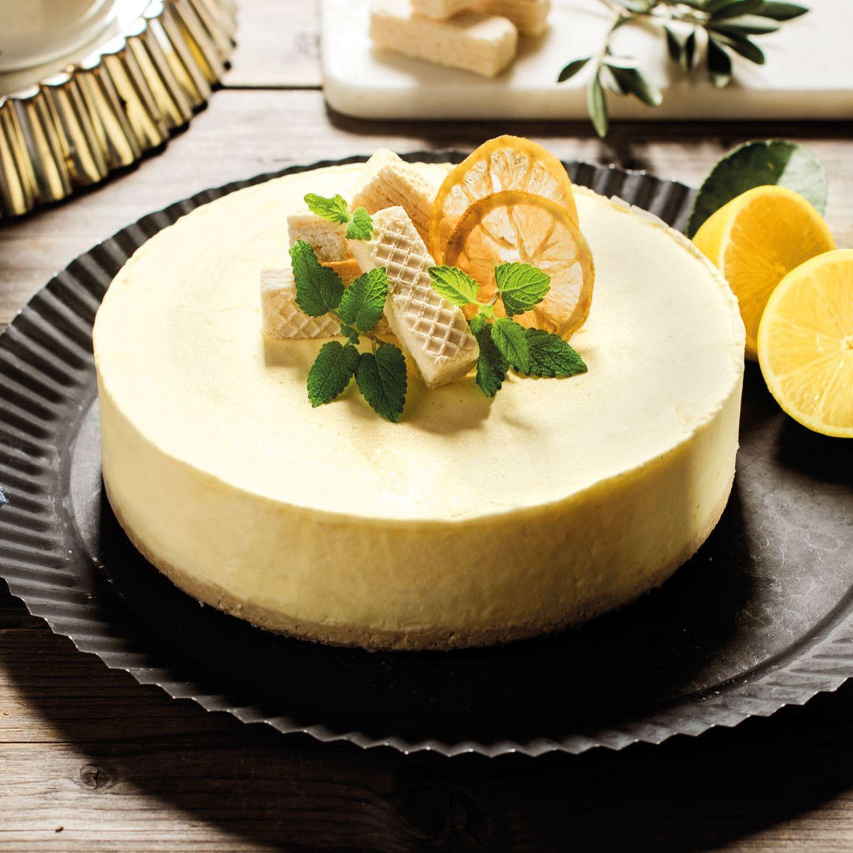 Zitronenschnitten-Parfait