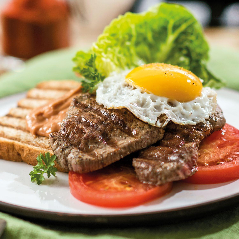 Frühstücks-Steak