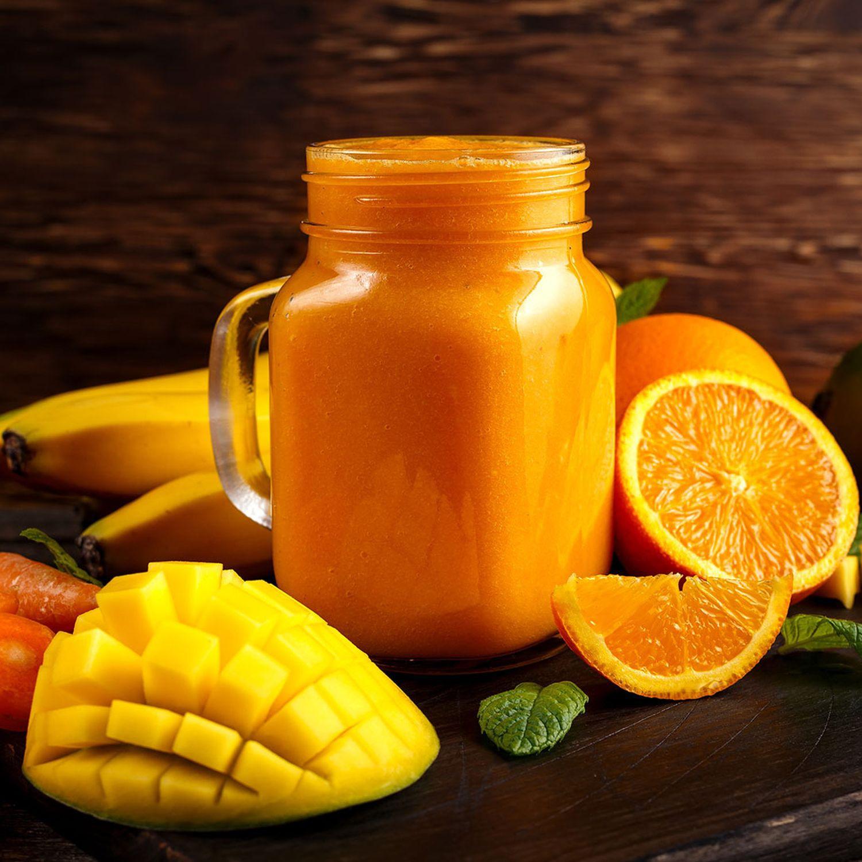 Bunter Vitaminshake