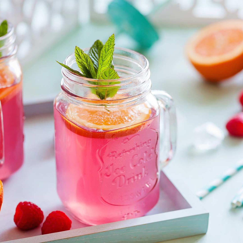Pink Grapefruit-Passoa-Bowle