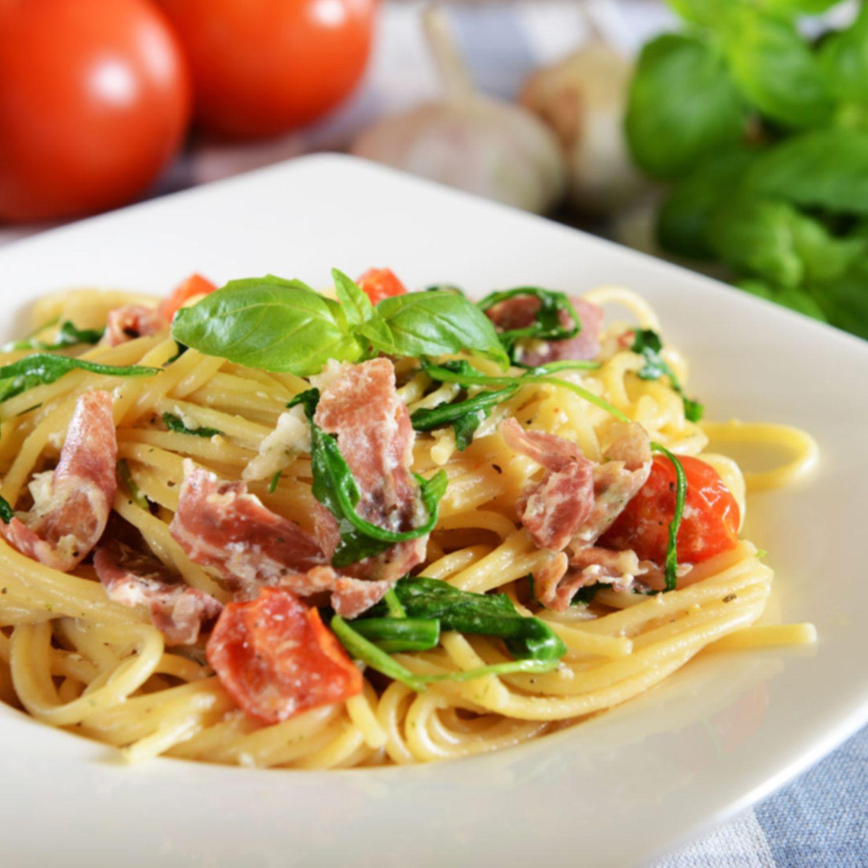 Spaghetti-Salat