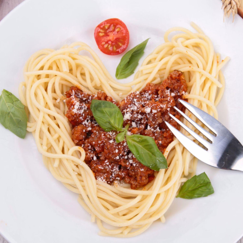 Spaghetti Bolognese de l'amour