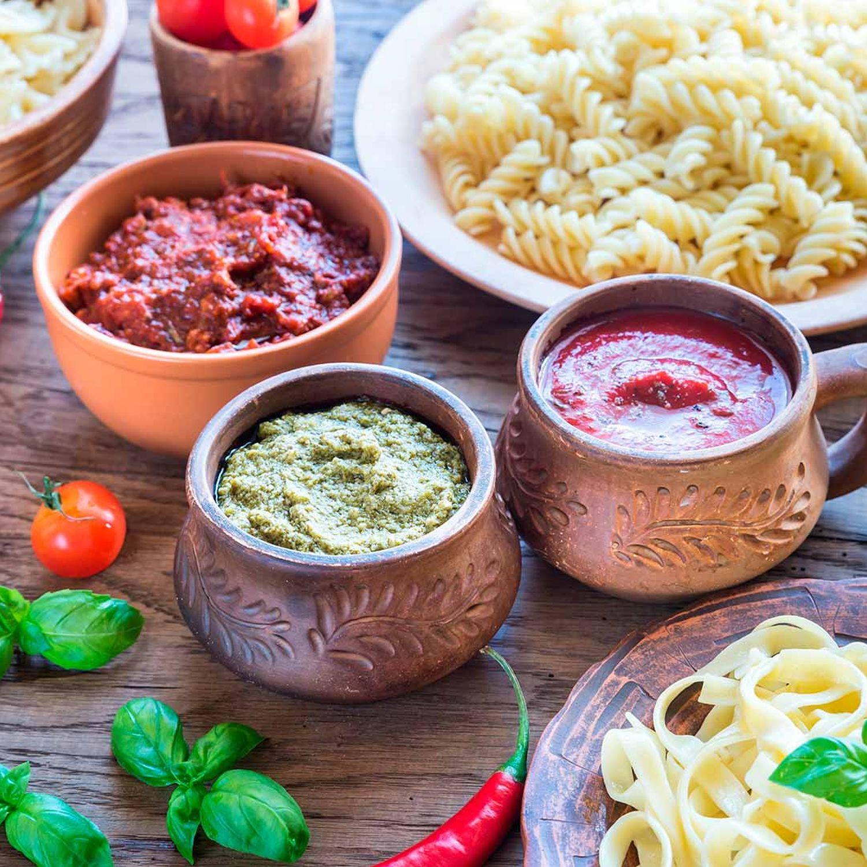 Pesto-Varianten