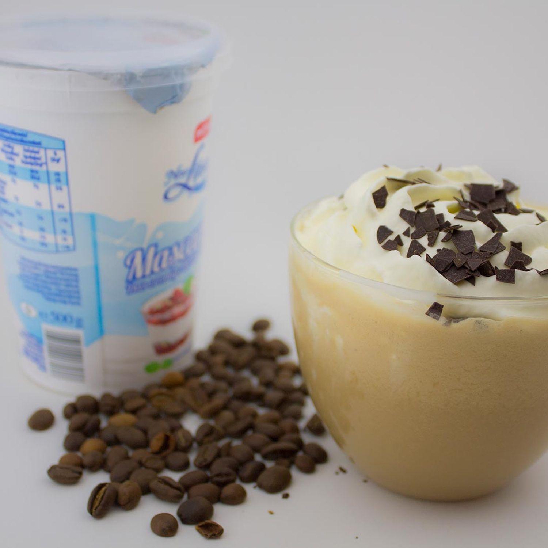 iSi Coffee-Mascarpone-Shake