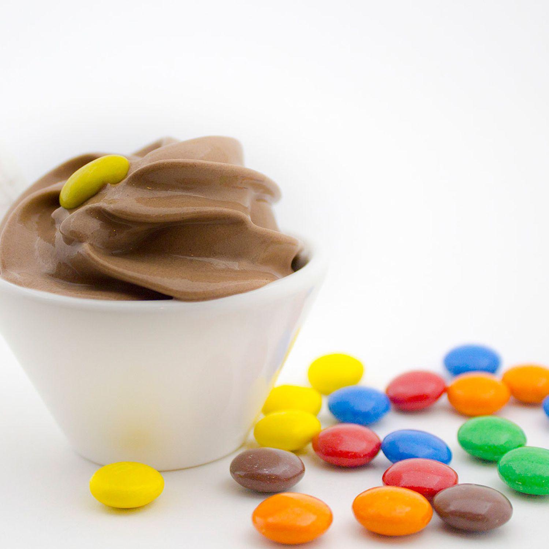 iSi Schokoladen-/Vanillemousse