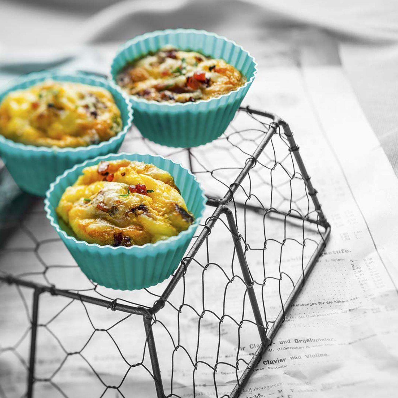 Gröstl-Muffins