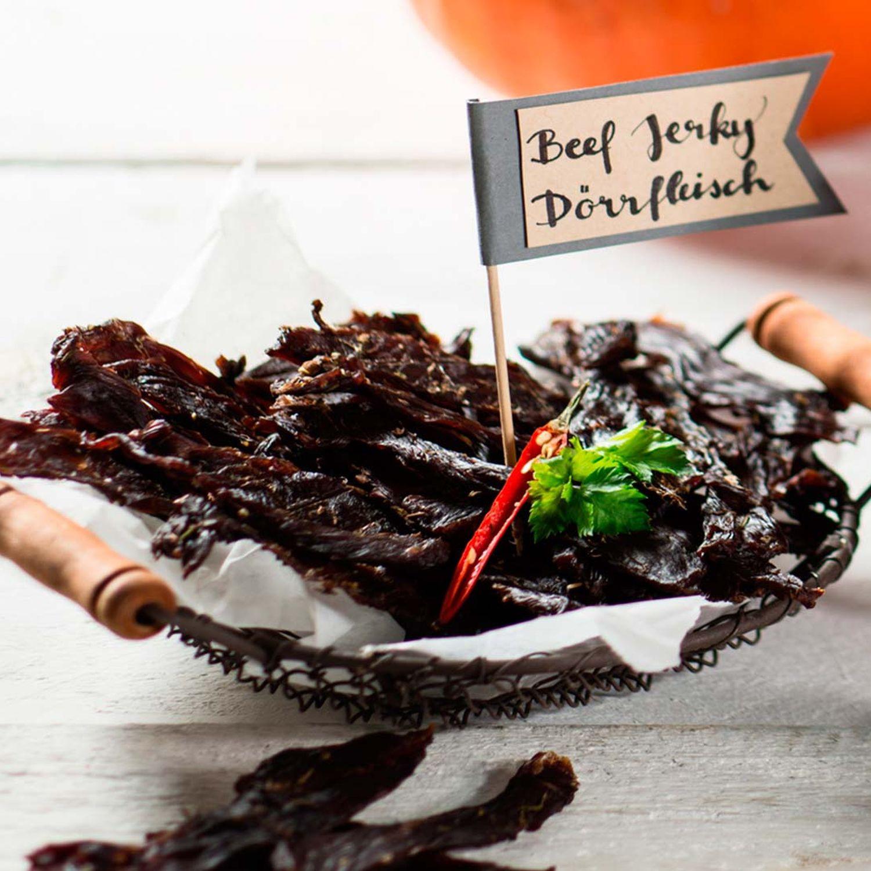 Beef Jerky – Dörrfleisch