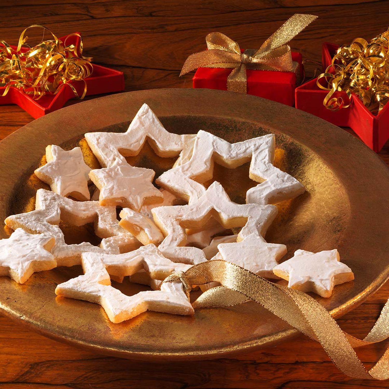 Schneeflocken-Kekse
