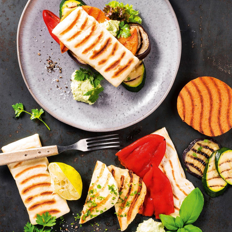 Grillkäse-Sandwich