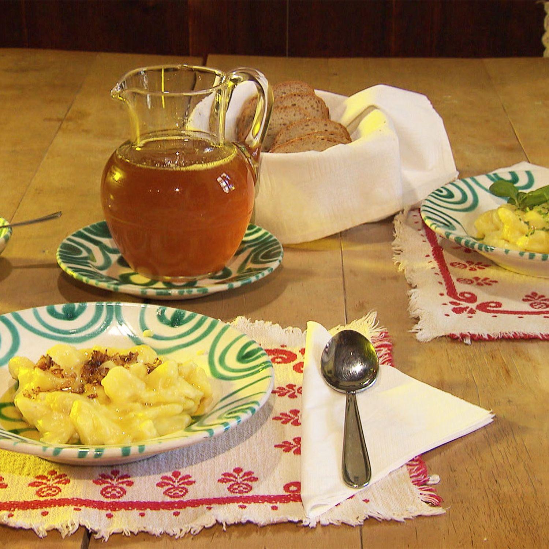 Mühlviertler Leinölerdäpfel