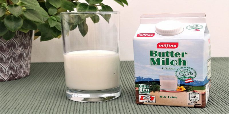 milfina Buttermilch
