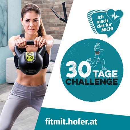 Imagebild 30 Tage Challenge