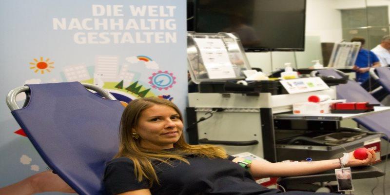 HOFER-Blutspendeaktion