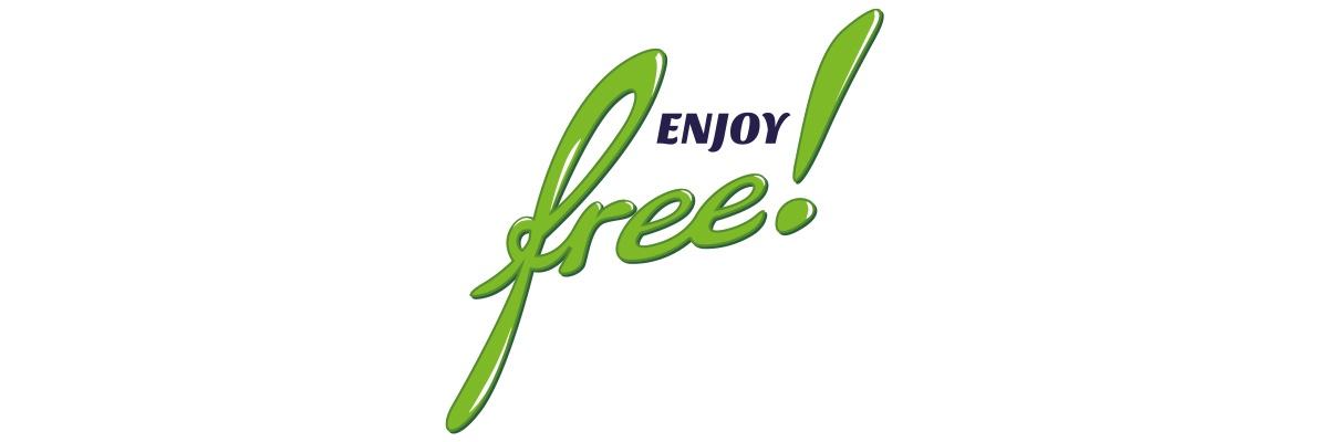 Enjoy free-Produkte