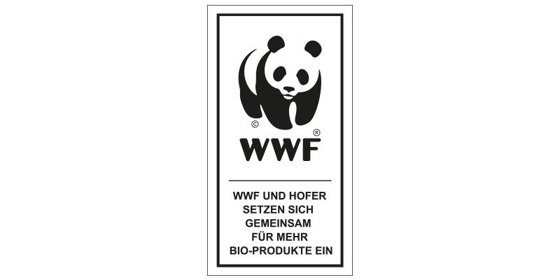 WWF + HOFER Logo
