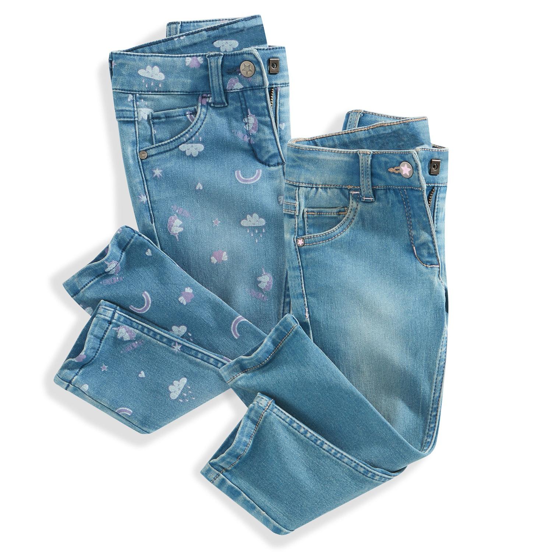 IMPIDIMPI Kleinkinder-Jeans für Mädchen