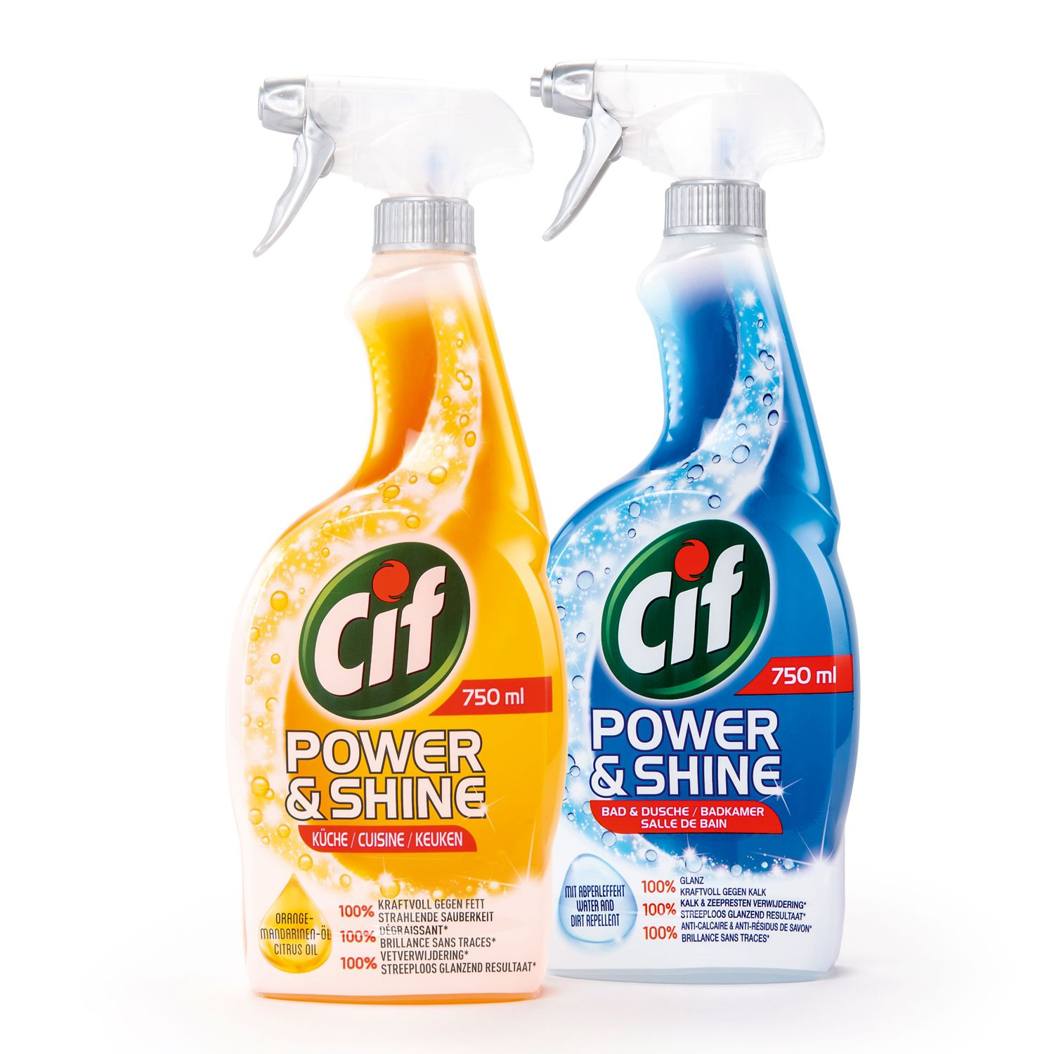 CIF Power & Shine