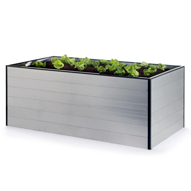 GARDENLINE Hochbeet aus Aluminium
