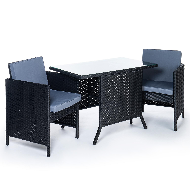Gardenline Lounge Set 3 Teilig Hofer