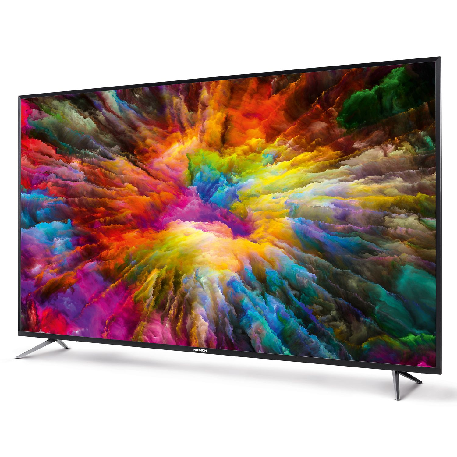 "Ultra HD Smart-TV 189,3 cm (75"") MEDION® LIFE® X17575"