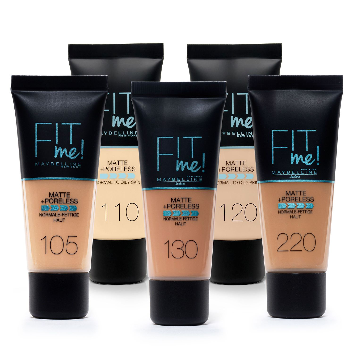 MAYBELLINE NEW YORK Fit Me! Make-Up