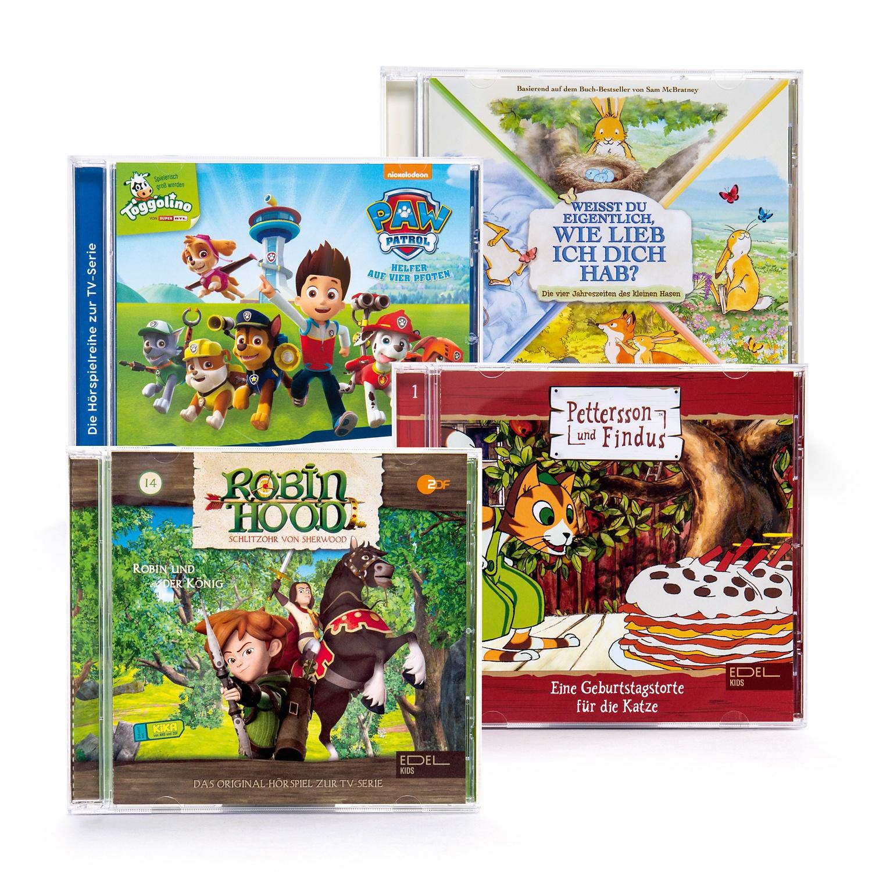 Kinder Hörspiel CD