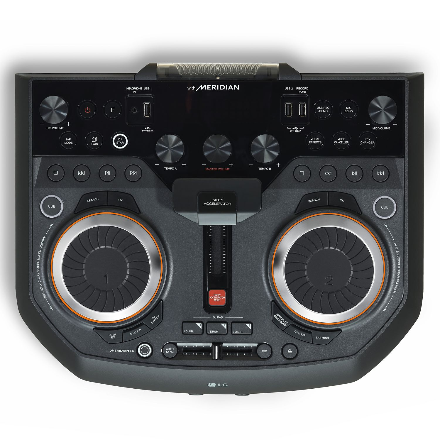 LG Bluetooth®-Soundsystem XBoom OL100