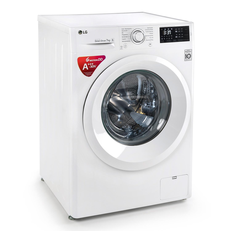LG Waschmaschine F14WM7LNO