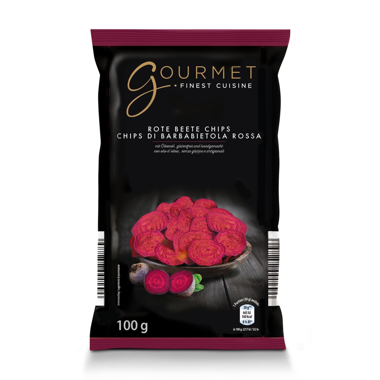 GOURMET Gemüsechips, Rote Beete
