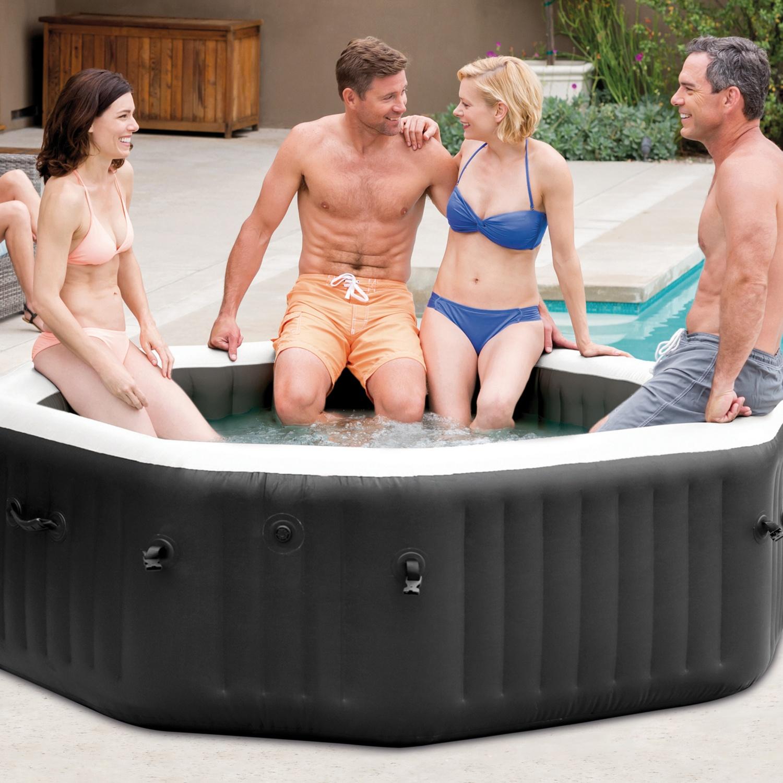 "INTEX Spa Pool ""Bubble Deluxe"""