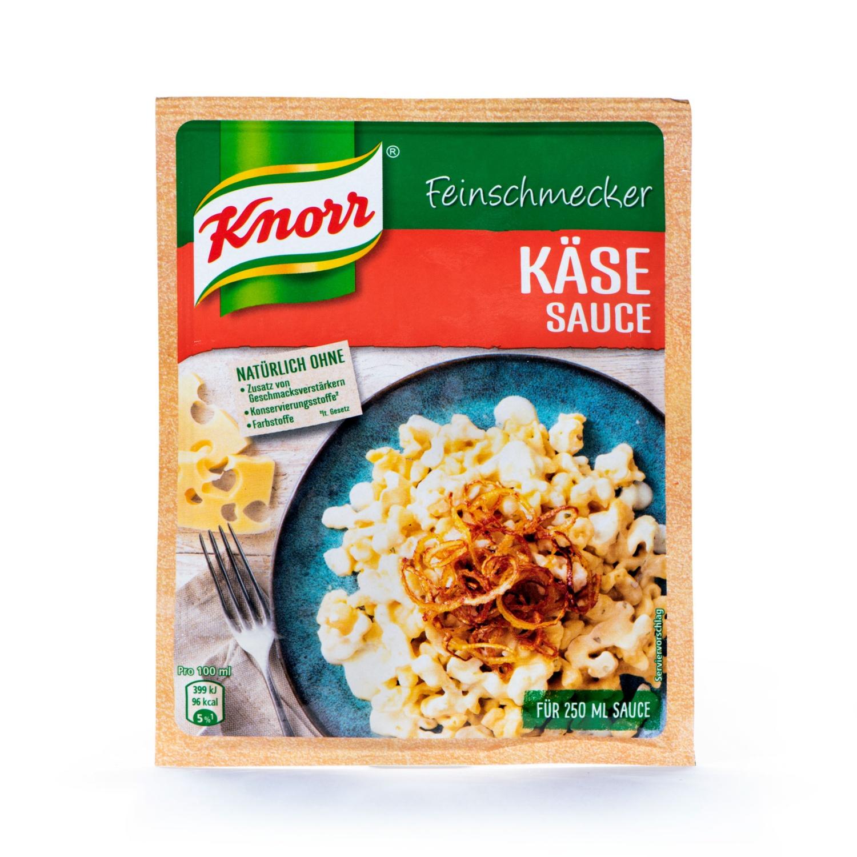 Knorr Käsesauce