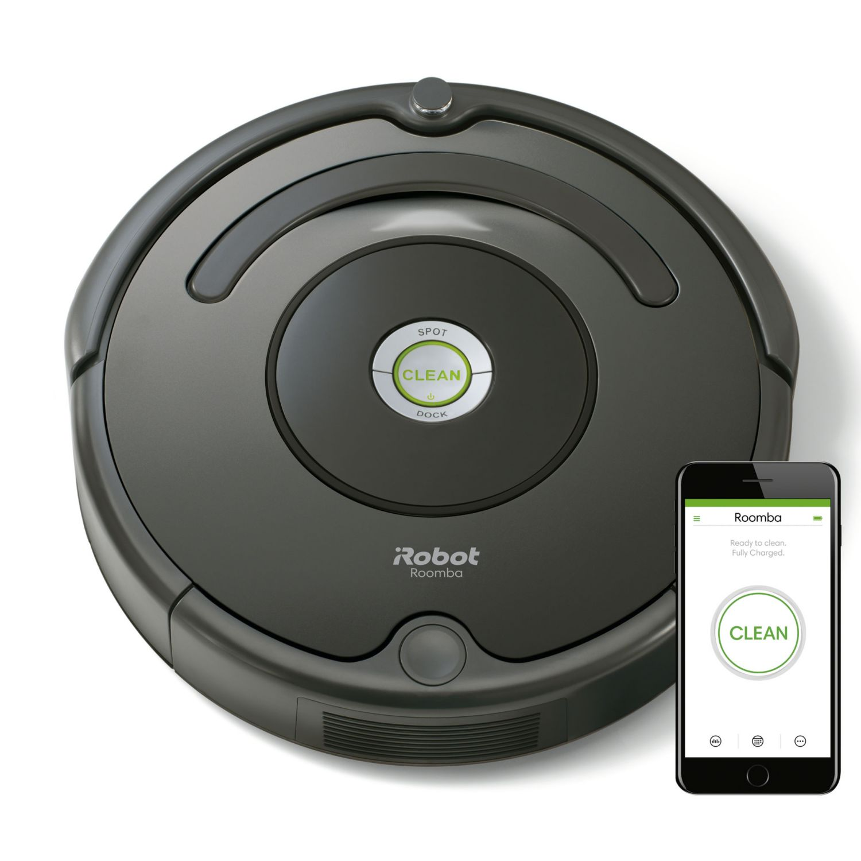 "IROBOT Saugroboter ""Roomba 676"""