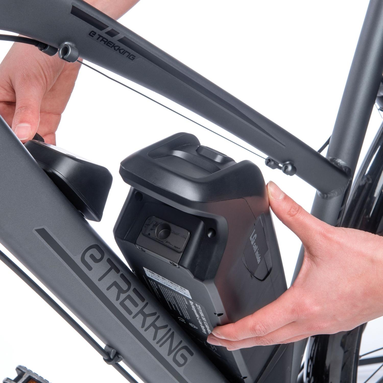 """Herren-E-Trekkingbike 28"""""""