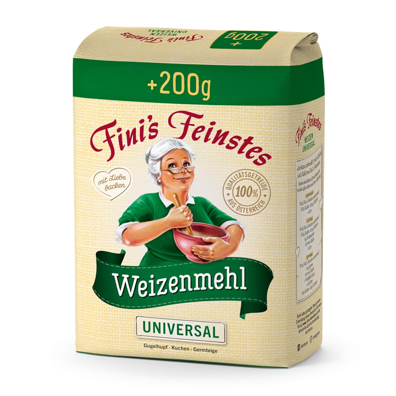 FINI'S FEINSTES Weizenmehl