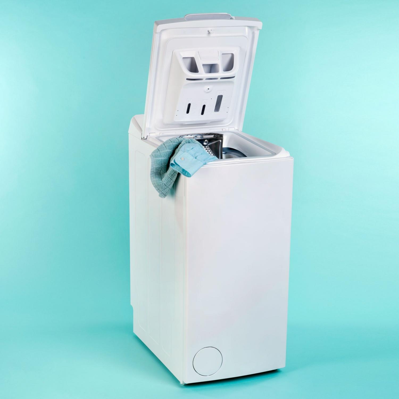 INDESIT Toploader-Waschmaschine