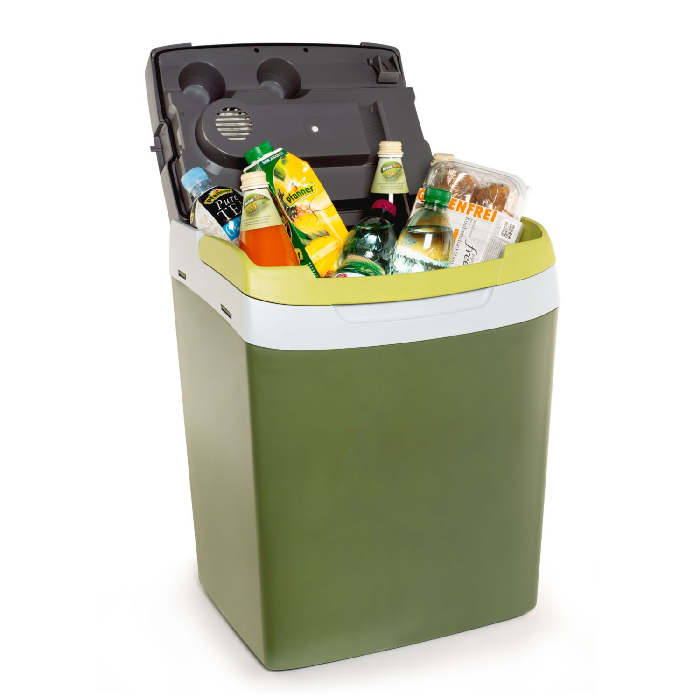 ADVENTURIDGE Elektrische Kühlbox Grün